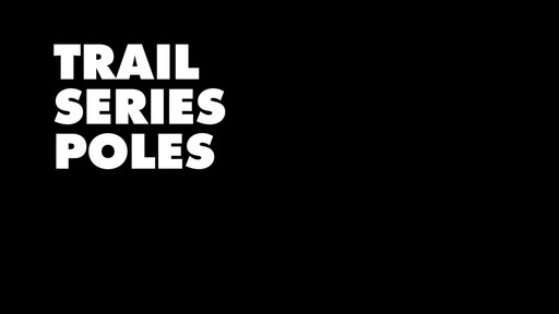 BLACK DIAMOND Trail Trekking Poles - image 1 from the video