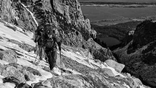 BLACK DIAMOND Trail Trekking Poles - image 2 from the video