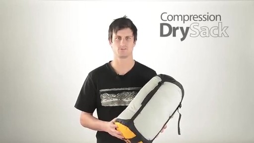 SEA TO SUMMIT Compression Dry Sacks - image 1 from the video