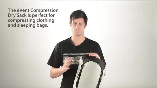 SEA TO SUMMIT Compression Dry Sacks - image 10 from the video
