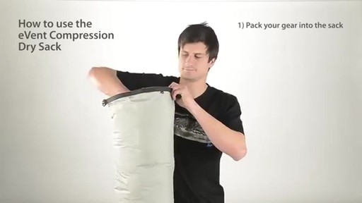 SEA TO SUMMIT Compression Dry Sacks - image 6 from the video