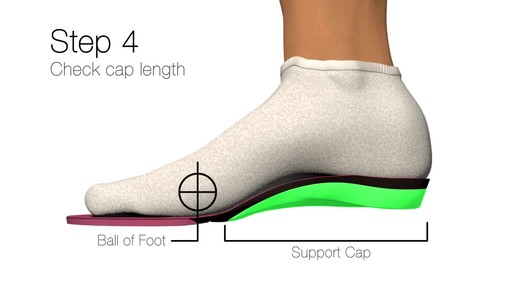 SUPERFEET: Sizing your insole - image 9 from the video