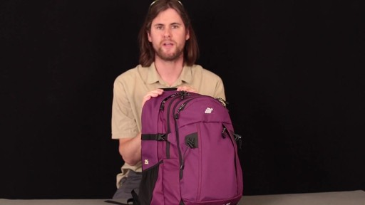 EMS Four Wheel Jive Daypack - image 1 from the video