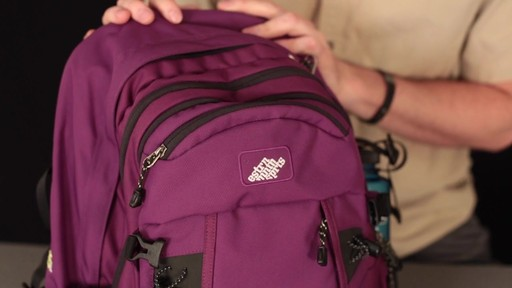 EMS Four Wheel Jive Daypack - image 10 from the video