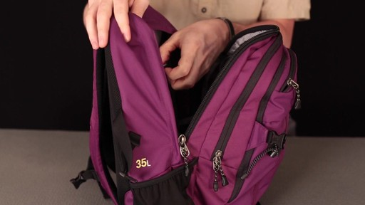EMS Four Wheel Jive Daypack - image 2 from the video