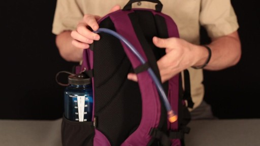 EMS Four Wheel Jive Daypack - image 3 from the video