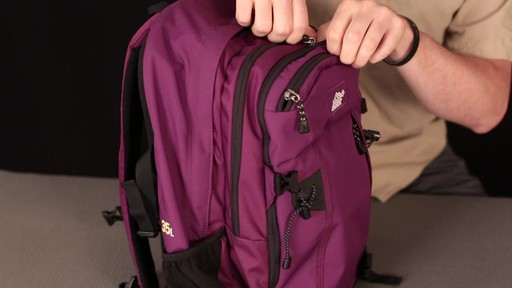 EMS Four Wheel Jive Daypack - image 4 from the video