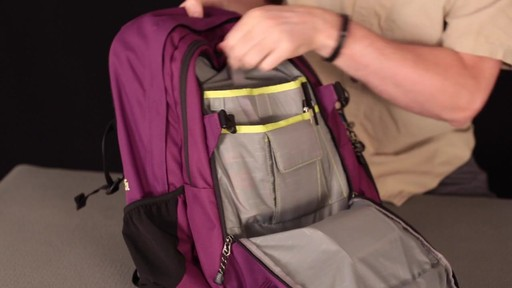 EMS Four Wheel Jive Daypack - image 5 from the video