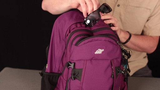 EMS Four Wheel Jive Daypack - image 6 from the video