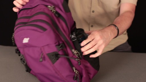 EMS Four Wheel Jive Daypack - image 7 from the video