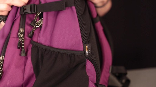 EMS Four Wheel Jive Daypack - image 9 from the video