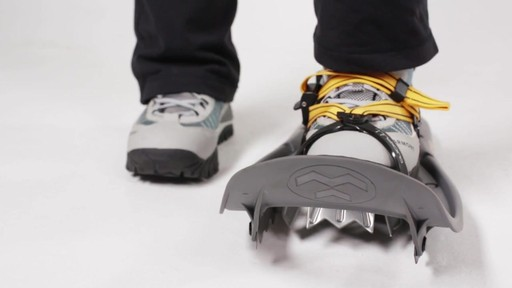 TUBBS FLEX TRK Snowshoes - image 4 from the video