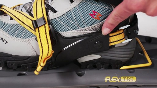 TUBBS FLEX TRK Snowshoes - image 7 from the video