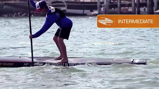 MORRELLI & MELVIN Stand Up Paddleboard - image 3 from the video