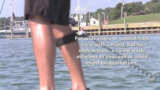 Leashes and Life Jackets - image 6 from the video