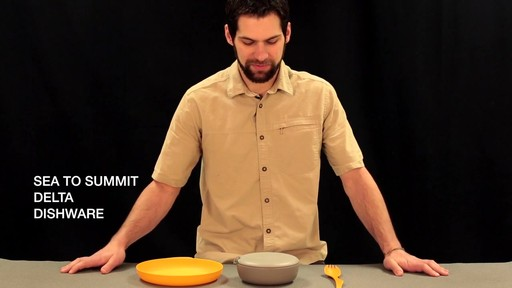 SEA TO SUMMIT Delta Dishware - image 1 from the video