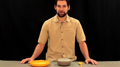 SEA TO SUMMIT Delta Dishware - image 3 from the video