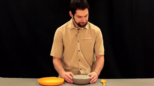 SEA TO SUMMIT Delta Dishware - image 4 from the video