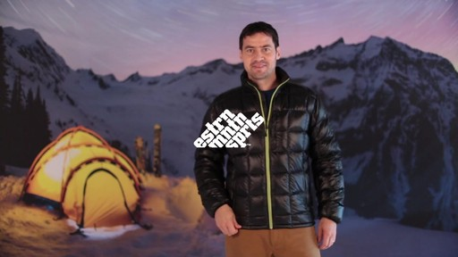 Eastern Mountain Sports:Men's Sector Down Jacket - image 1 from the video