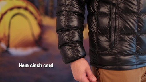 Eastern Mountain Sports:Men's Sector Down Jacket - image 6 from the video
