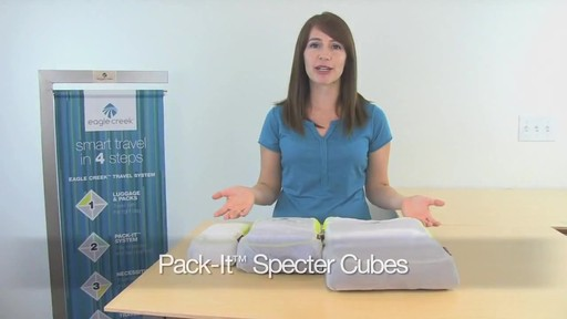 EAGLE CREEK Pack-It Specter Cube Set - image 1 from the video