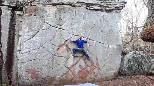 Foot Smearing - Climbing Techniques with Joe Kinder - image 4 from the video