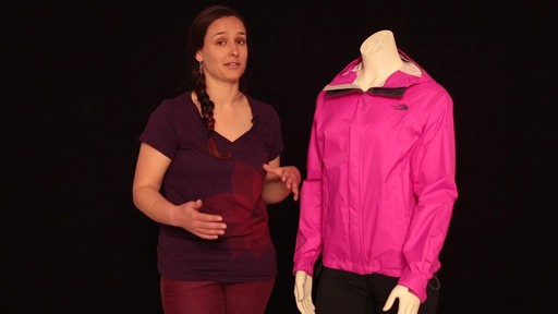 THE NORTH FACE Women's Venture Jacket - image 9 from the video