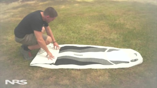How to Fold a SUP Board - image 2 from the video