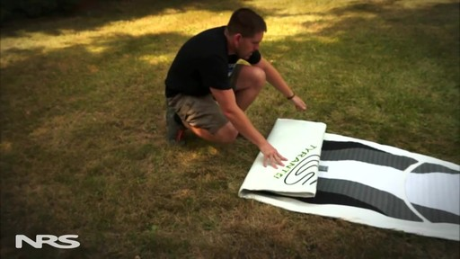 How to Fold a SUP Board - image 6 from the video