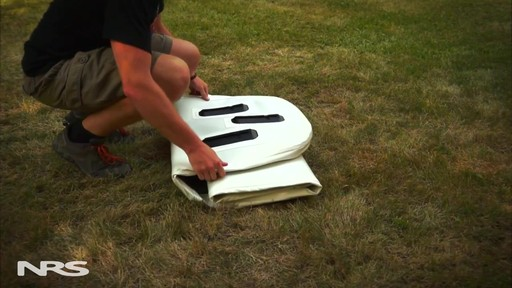 How to Fold a SUP Board - image 8 from the video