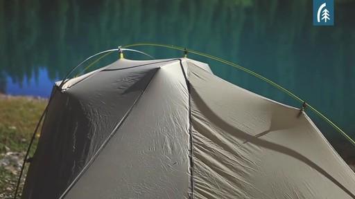 SIERRA DESIGNS Lightning 2UL Tent - image 2 from the video & SIERRA DESIGNS Lightning 2UL Tent » Eastern Mountain Sports