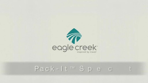 EAGLE CREEK Pack-It Specter Cube - image 1 from the video