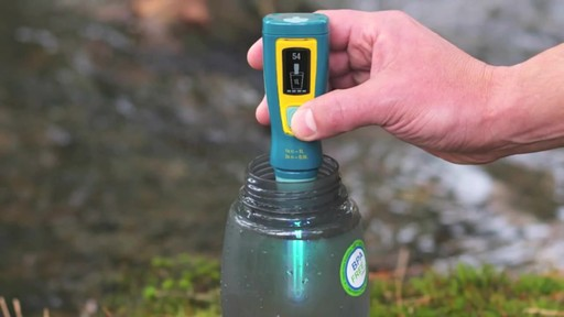 STERIPEN Ultra UV Water Purifier - image 6 from the video