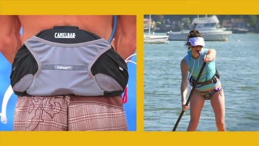 CAMELBAK Tahoe LR Hydration Waist Pack - image 10 from the video