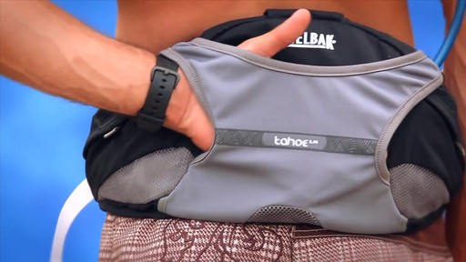 CAMELBAK Tahoe LR Hydration Waist Pack - image 3 from the video