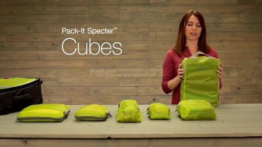 EAGLE CREEK Pack-It Specter Cubes - image 1 from the video