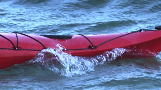 WILDERNESS SYSTEMS Tsunami Kayak - image 1 from the video