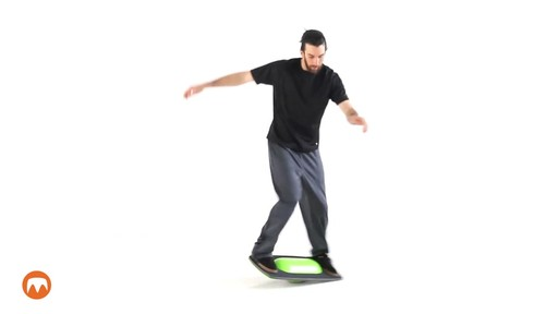 MODERN MOVEMENT M-Board 1.1 Balance Board - image 5 from the video