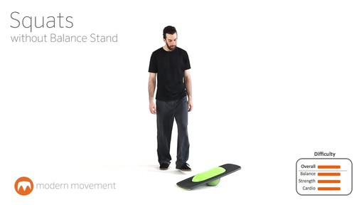 MODERN MOVEMENT M-Board 1.1 Balance Board - image 9 from the video