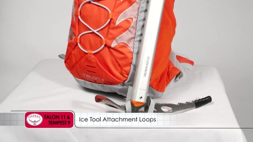 OSPREY Talon 11 & Tempest 9 Packs - image 4 from the video