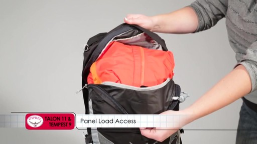 OSPREY Talon 11 & Tempest 9 Packs - image 7 from the video