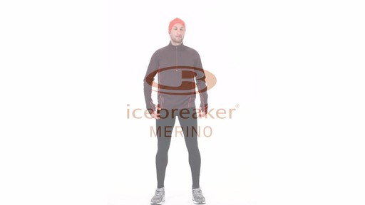 ICEBREAKER Men's Tracer Tights - image 2 from the video