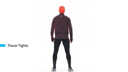 ICEBREAKER Men's Tracer Tights - image 4 from the video