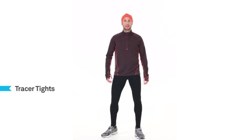ICEBREAKER Men's Tracer Tights - image 6 from the video
