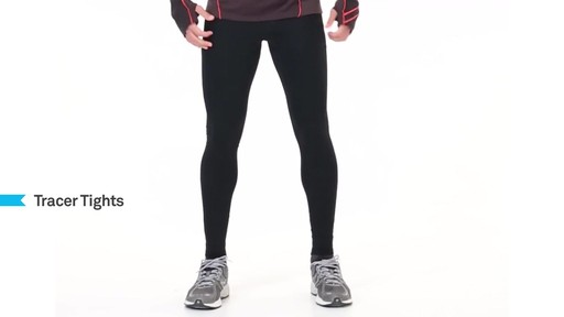 ICEBREAKER Men's Tracer Tights - image 7 from the video