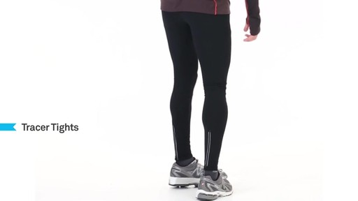 ICEBREAKER Men's Tracer Tights - image 8 from the video
