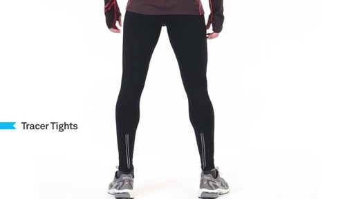 ICEBREAKER Men's Tracer Tights - image 9 from the video