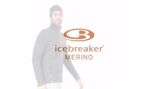 ICEBREAKER Men's Sierra Full-Zip - image 2 from the video