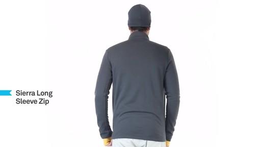 ICEBREAKER Men's Sierra Full-Zip - image 7 from the video