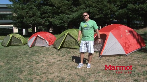MARMOT Tungsten 3P Tent - image 1 from the video
